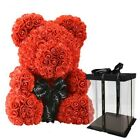 Love Rose Flower Bear With Box Girlfriend Wife Birthday Wedding Valentine Gifts