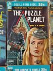 8 Double Sided Ace Novels Some First Edition all early vintage sci fi