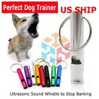 Dog Training Whistle Ultra Super Sonic Obedience Stop Barking Pet Sound Pitch