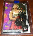 Here's a $10,000 Ronda Rousey Autograph from 2012 Topps Finest You May Never See Again 18