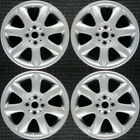 Mini Clubman All Silver 16 OEM Wheel Set 2005 to 2014