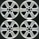 Nissan Murano All Silver 18 OEM Wheel Set 2006 to 2007