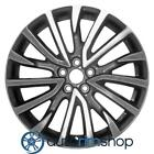 Lincoln Continental Machined Charcoal 2017 18 OEM Wheel Rim