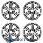 GMC Acadia 2013 2016 19 Factory OEM Wheels Rims Set