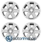 Audi A4 S4 Quattro Avant 1999 2002 17 Factory OEM Wheels Rims Set