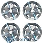 Mercedes C230 C280 1998 2000 15 Factory OEM Wheels Rims Set