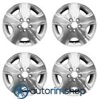 Lexus ES300 16 Factory OEM Wheels Rims Set Machined with Silver