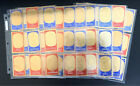 1965 Topps Baseball Embossed Complete Set in VG to NM condition