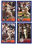 2003 Topps Traded & Rookies Baseball Cards 18