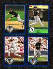 2003 Topps Traded & Rookies Baseball Cards 19
