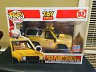 Funko Pop Rides Toy Story Pizza Planet Truck Buzz Lightyear NYCC 2018. Mint. A+