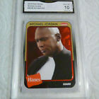 2018-19 Fleer Hanes Michael Jordan 30th Anniversary Trading Cards 25