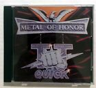 T.T. Quick  ‎– Metal Of Honor - Megaforce Worldwide ‎– CAROL CD 1601