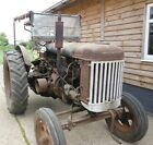 FORDSON TRACTOR E27N Late 50s for Restoration Runs well Barn Stored