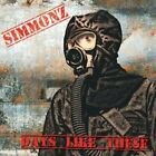 Simmonz-DAYS LIKE THESE CD NEW