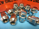 24 Wheel Lug Nut Acorn Bulge Seat Replaces GMC OEM # 611174 CHROME