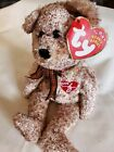 TY BEANIE BABY BEAR SIGNATURE 2002 BEAR - BRAND NEW WITH TAGS