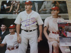 Tom Hanks Autographed 11X14 A League of Their Own photo JSA Certified