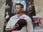 Tom Hanks Autographed 11X14 A League of Their Own solo photo JSA Certified