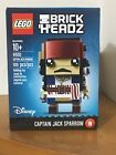 Lego Brick Headz Disney Captain Jack Sparrow