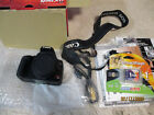 Canon EOS Digital Rebel XTi EOS 400D 101MP Digital SLR Camera Black Body