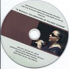 A musical celebration of Valerie Capers CD -African American composer initiative