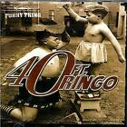 40FT. Ringo ‎– Funny Thing CD (2003) TRIXTER