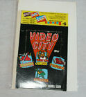 1983 Topps Video City Clean EMPTY Box Time To Upgrade Your Marked Box