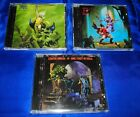CIRITH UNGOL - 3CD Set - Frost And Fire / King Of The Dead / One Foot In Hell