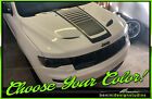 Hood Decal Racing Blackout Stripes 1 -fits Jeep Grand Cerokee Srt-8 2011 And Up