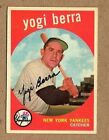 Celebrate the Life of Yogi Berra with His Top Baseball Cards 24