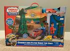Thomas & Friends TrackMaster Cranky and Flynn Save the Day - FREE SHIPPING!