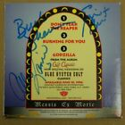 BLUE OYSTER CULT. CULT CLASSIC 3 SONG PROMO. SIGNED BY BAND.