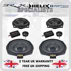 Match by Audiotec Fischer Stage 1 Speaker Upgrade Package for BMW 3 Series E92