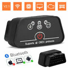 Wifibluetooth Elm327 Obd2 Car Diagnostic Scanner Code Reader For Ios Android