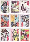 1966 Topps Batman A Series Red Bat Trading Cards 4