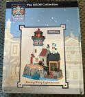 2006 Lemax Carole Towne Christmas Village Rocky Reef Lighthouse