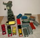Cranky Troublesome Whiff Duncan Skarloey Thomas and FRIENDS Trackmaster HIT Lot
