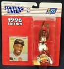 DIKEMBE MUTUMBO 1996 STARTING LINEUP EXTENDED SERIES ACTION FIGURE HAWKS