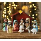 MEMBERS MARK 11 PIECE CHILDRENS NATIVITY SET