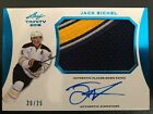Jack Eichel Signs Exclusive Autograph Card Deal with Leaf 9