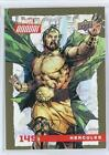 2016 Upper Deck Marvel Annual Trading Cards 19