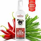 No Chew Spray for Dogs  Natural Dog and Puppy Behavioral Training Aid Anti Chew