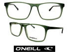 ONeill TOWAN Edgy Funky Rectangular Oval Rx Frames Glasses for Men 55 16 140