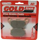 SYM HD 125 Brake Disc Pads Front R/H Goldfren 2004-2007