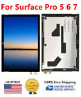 WOW For Microsoft Surface Pro 5 6 7 1796 1807 1866 LCD TOUCH SCREEN DIGITIZER