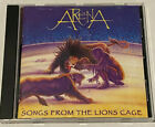 Arena-Songs From The Lions Cage-CD-VG+ Condition-Prog Rock