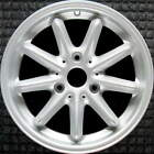 Smart Brabus All Silver 15 inch OEM Wheel 2008 to 2014