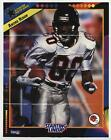 1992 Kenner Starting Lineup Posters Andre Rison