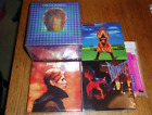 DAVID BOWIE / JAPAN Mini LP CD x 13 titles + PROMO BOX x 4 & PROMO OBI 15Set